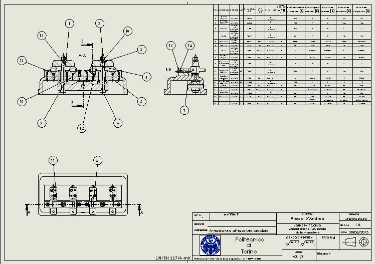 Come valutare il costo di fabbricazione di un modello cad for Costo del garage di una macchina