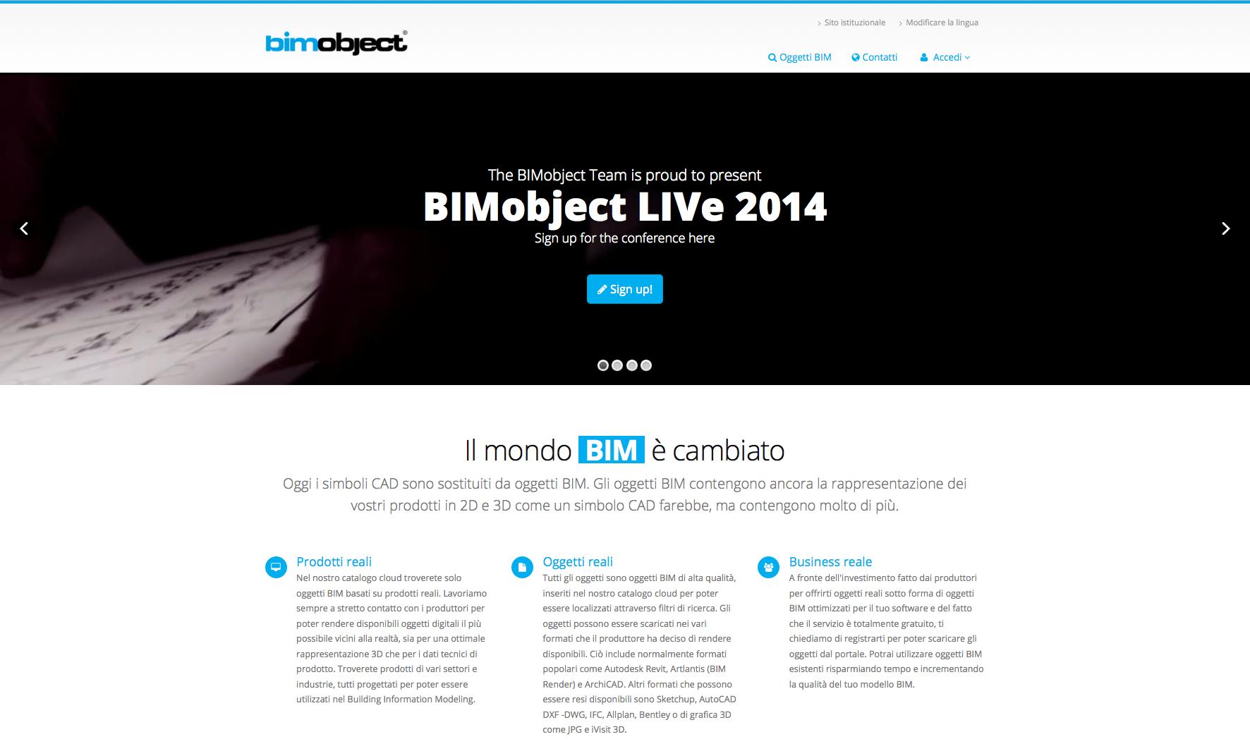 Nasce a milano la tredicesima filiale di bimobject il for Progettista di garage virtuale