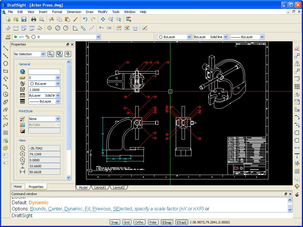 Scaricare A Attivare Draftsight Il Progettista Industriale