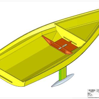 Il nuovo modo di progettare e costruire barche di inoxsail for Disegnare piani di costruzione online gratuitamente