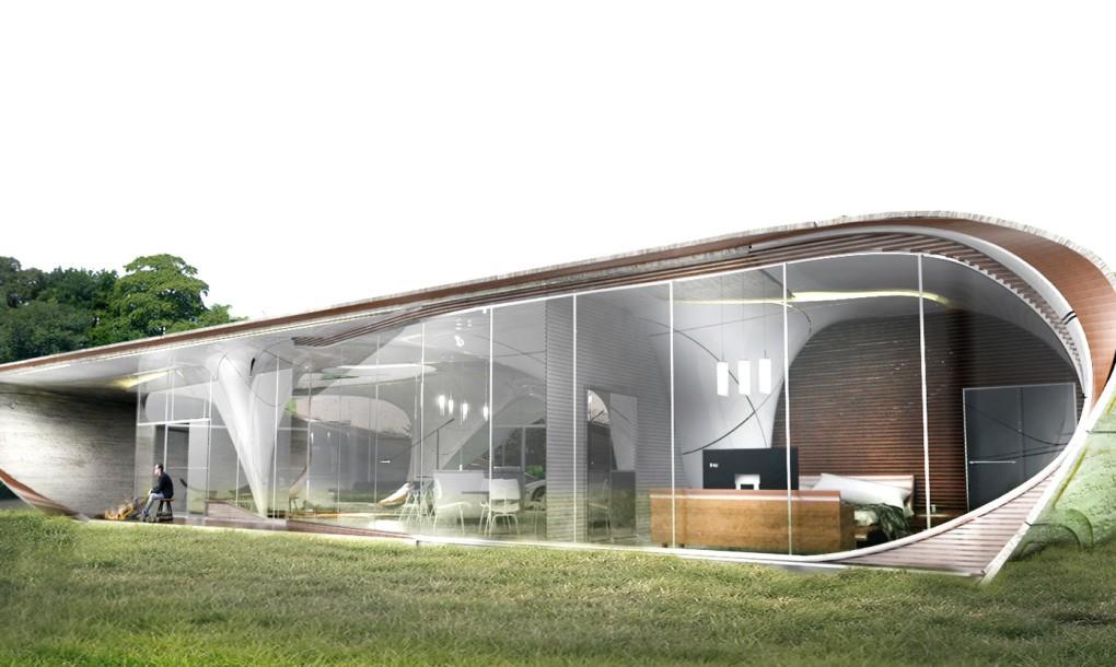 La casa stampata in 3d il progettista industriale for Creatore di casa 3d online