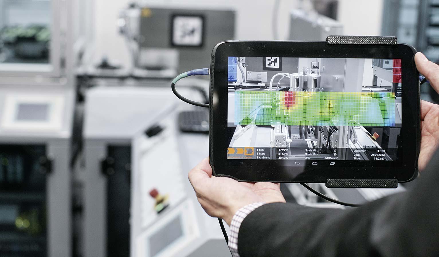 Festo dalla visione alla realt il progettista industriale for Progettista di garage virtuale