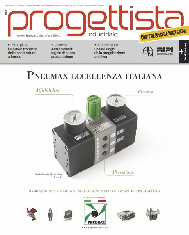 Online il numero di marzo 2017 de il progettista for Progettista di garage online