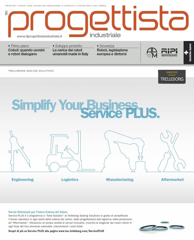 Nel numero di aprile della rivista il progettista for Progettista di garage virtuale