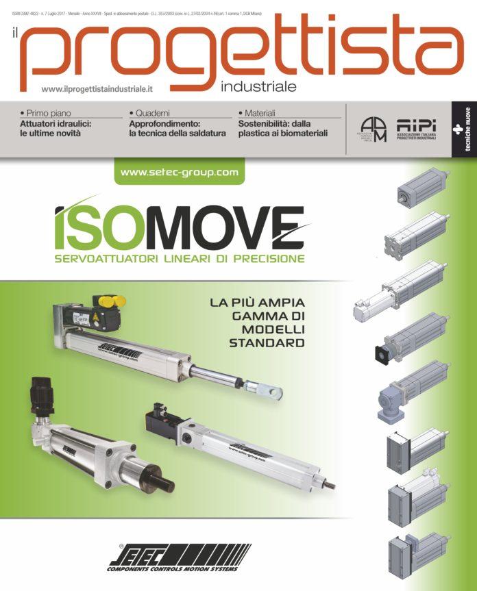 Il numero di luglio de il progettista industriale online for Progettista di garage online