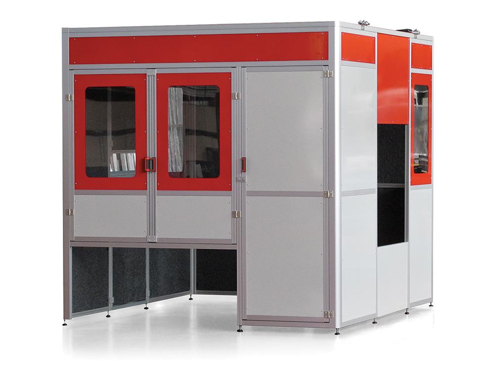 Cabina Armadio Industriale : Cabine riparo e protezioni per lindustria: sicurezza e affidabilità