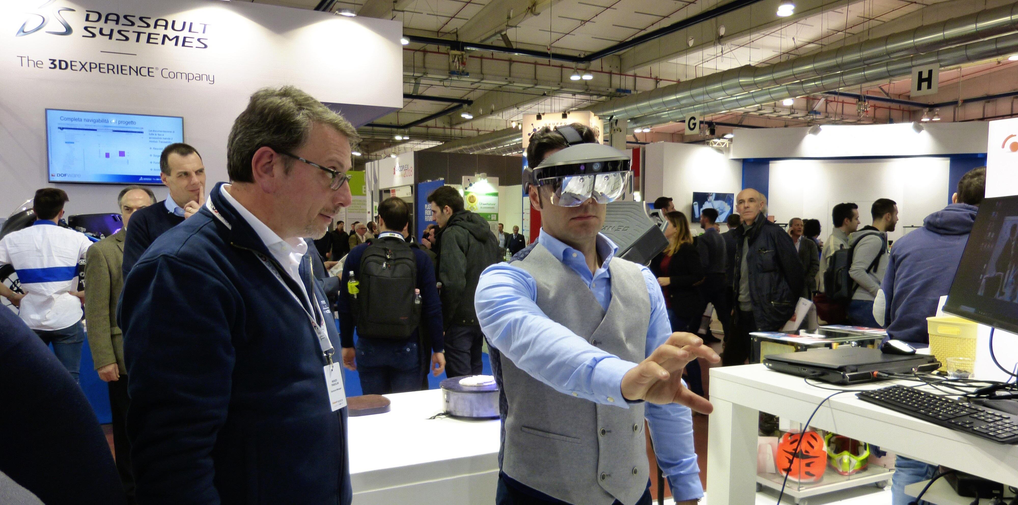 Realt aumentata e virtuale sono veramente utili nel b2b for Progettista di garage virtuale