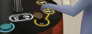 Anche nella versione condominiale i comandi sul pannello di controllo sono semplici e intuitivi. Sono alimentati da energia solare