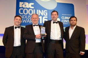 RAC Cooling Awards 2016