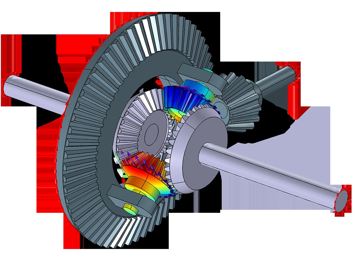 Modellare Ingranaggi Con Comsol Multiphysics Un Webinar