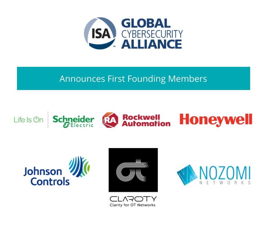ISA Global Cybersecurity Alliance
