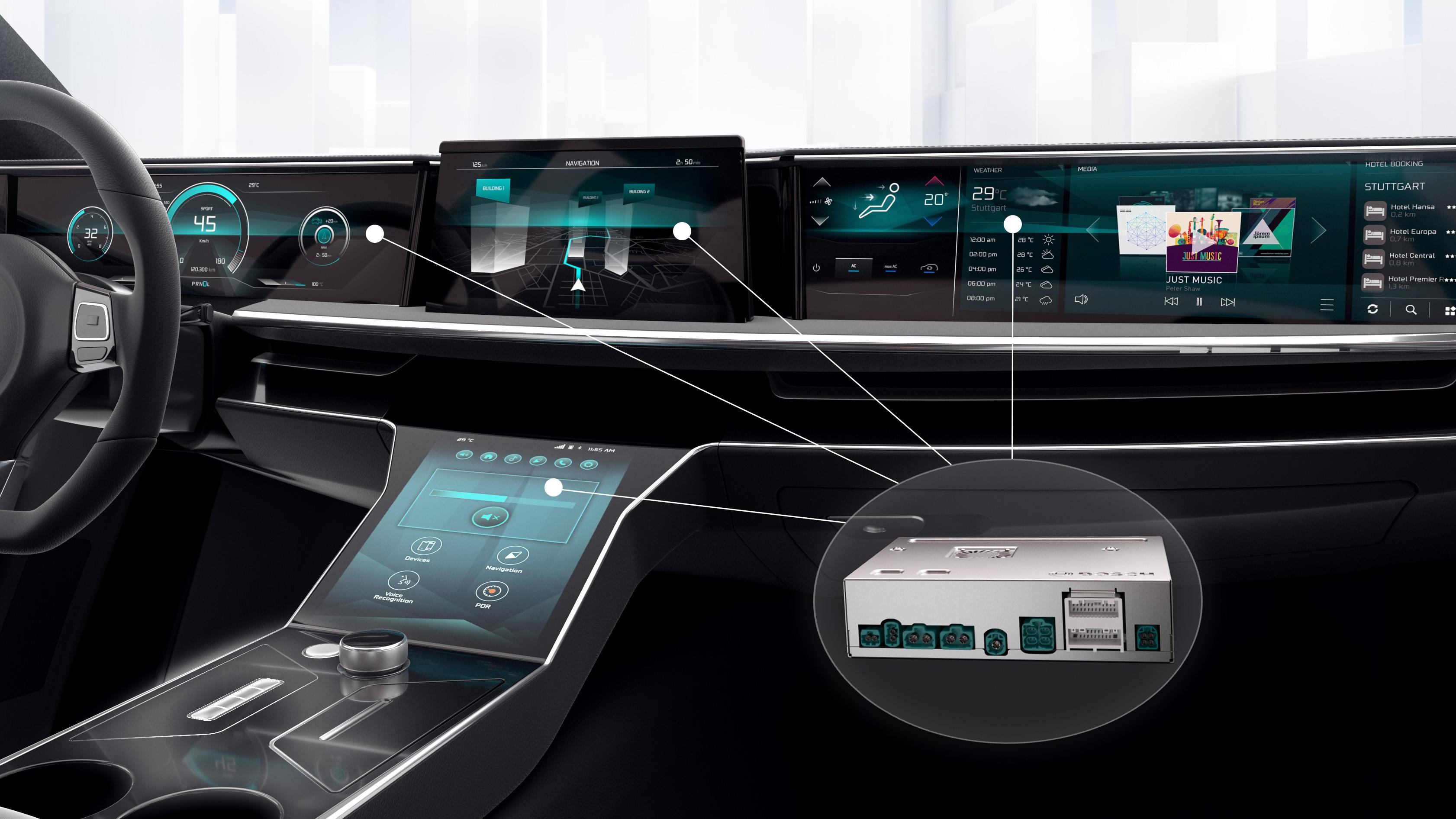 Computer di bordo