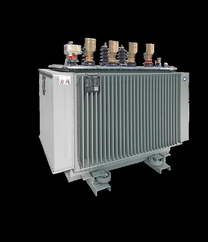 Trasformatori di distribuzione elettrica MT/BT