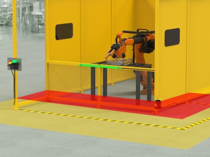Laser scanner di sicurezza