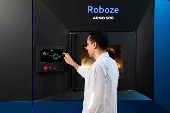 Roboze Automate