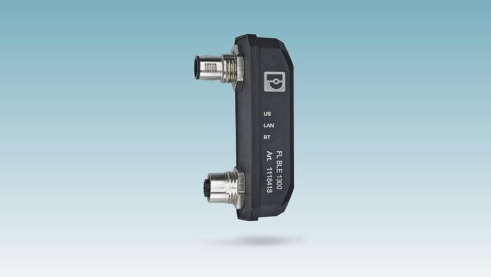 sensori industriali compatibili Bluetooth
