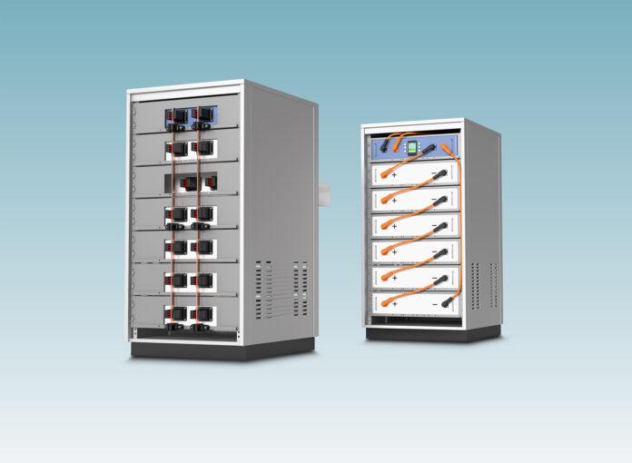 Connettori per sistemi di accumulo energia