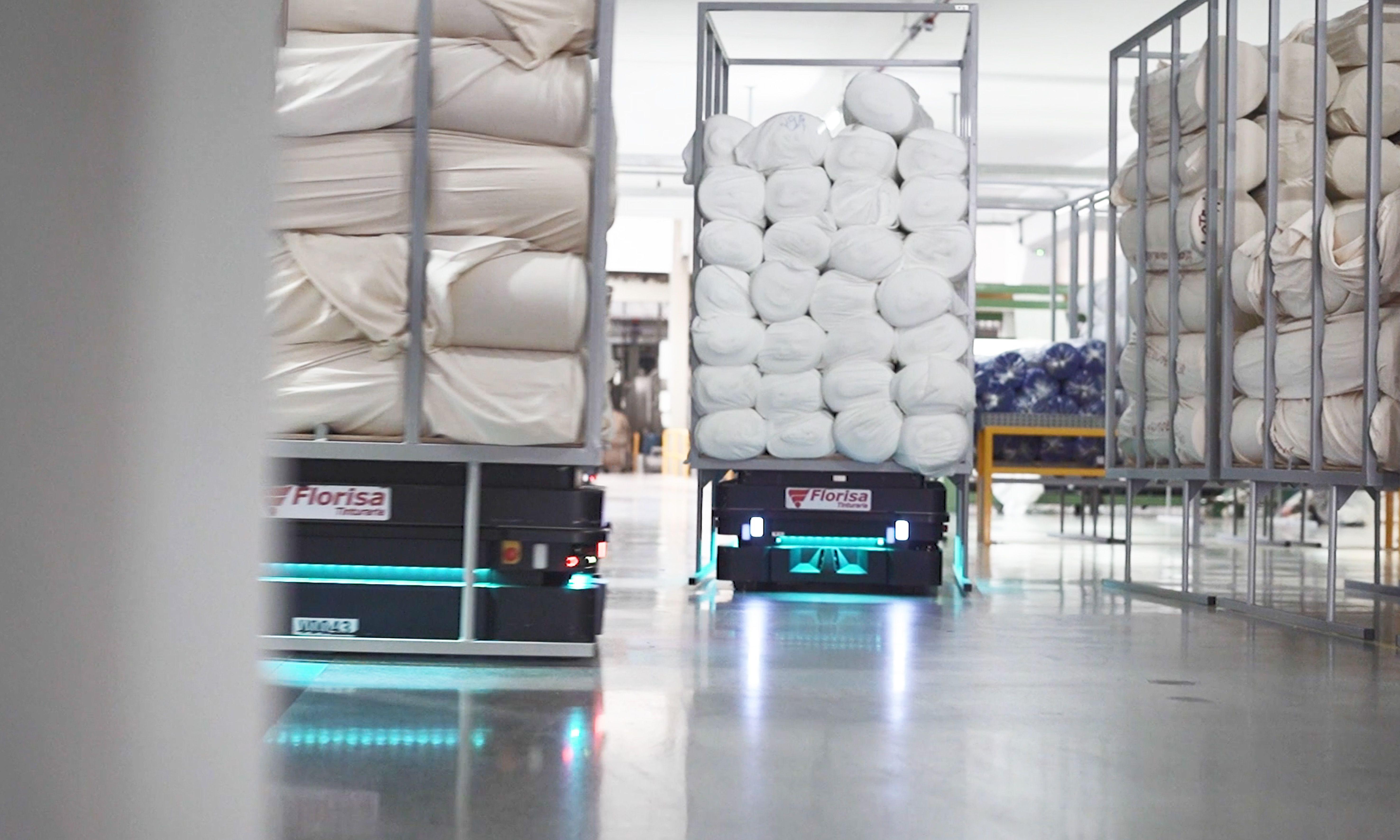 Robotica mobile collaborativa