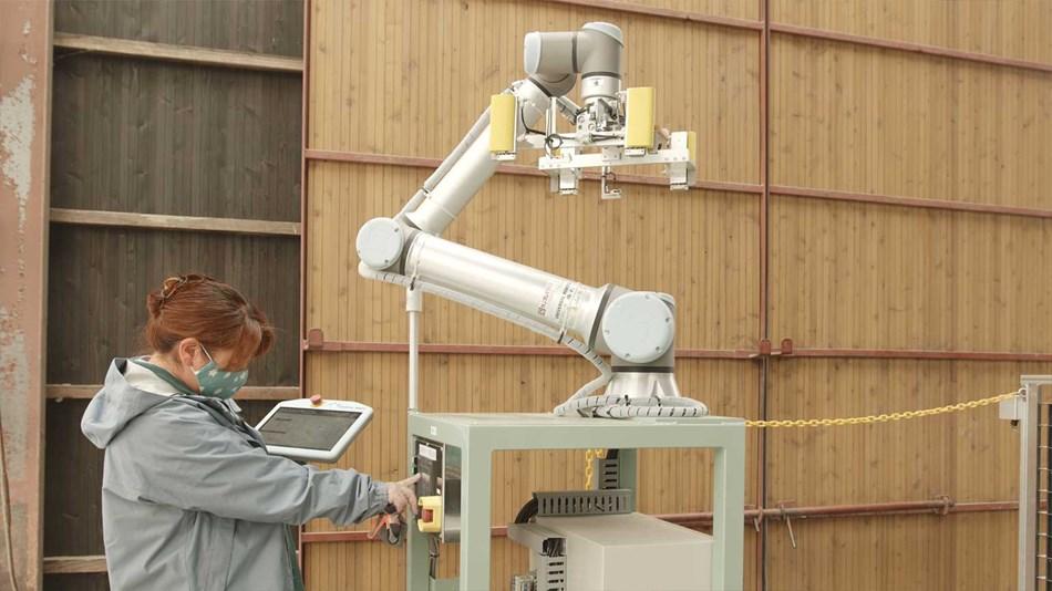 Innovazione robotica