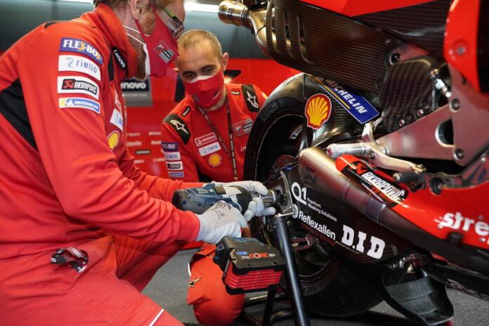 Ducati Lenovo Team e Boschh